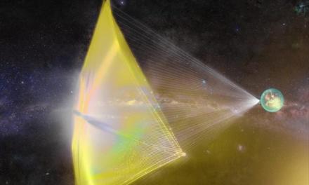 """Μαγνητικά """"πανιά"""" για διαστημικά ταξίδια"""